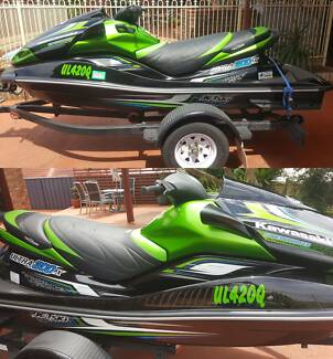 Jet Ski. Kawasaki Ultra 300x 2013 Model