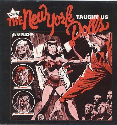 Various - Songs The New York Dolls Taught Us VINYL LP New