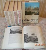 R. Almagià, Il Mondo Attuale, Utet, Torino 1961 (sei Tomi) -  - ebay.it