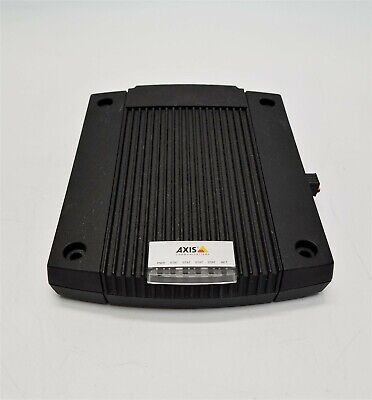 As Is Axis Q7404 4 Channel Video Encoder