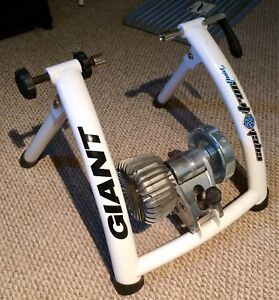 Giant cyclotron fluid ST bike trainer