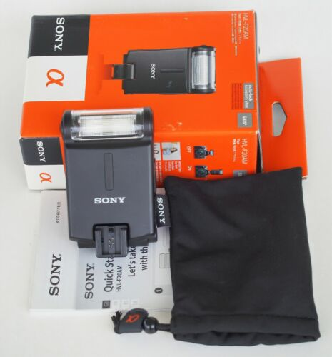 Sony HVL-F20AM Flash in Excellent+ Condition