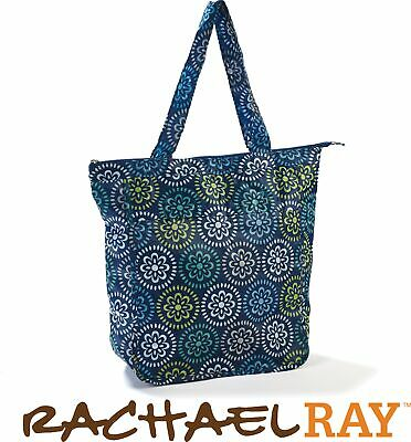 Rachael Ray Market Tote Bags, Set of 3 Gift Boxed Reusable G
