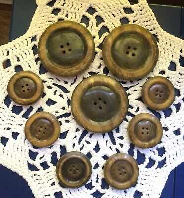 Antique Buttons Sewing Bakelite Accent Piece on Sewing and Crafts Vintage Sewing Buttons Focal Piece Vintage Button
