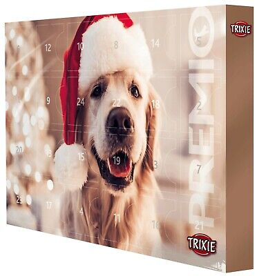 Trixie Dog PREMIO Christmas Advent Calendar Treats 9267 Xmas puppy Gifts Present