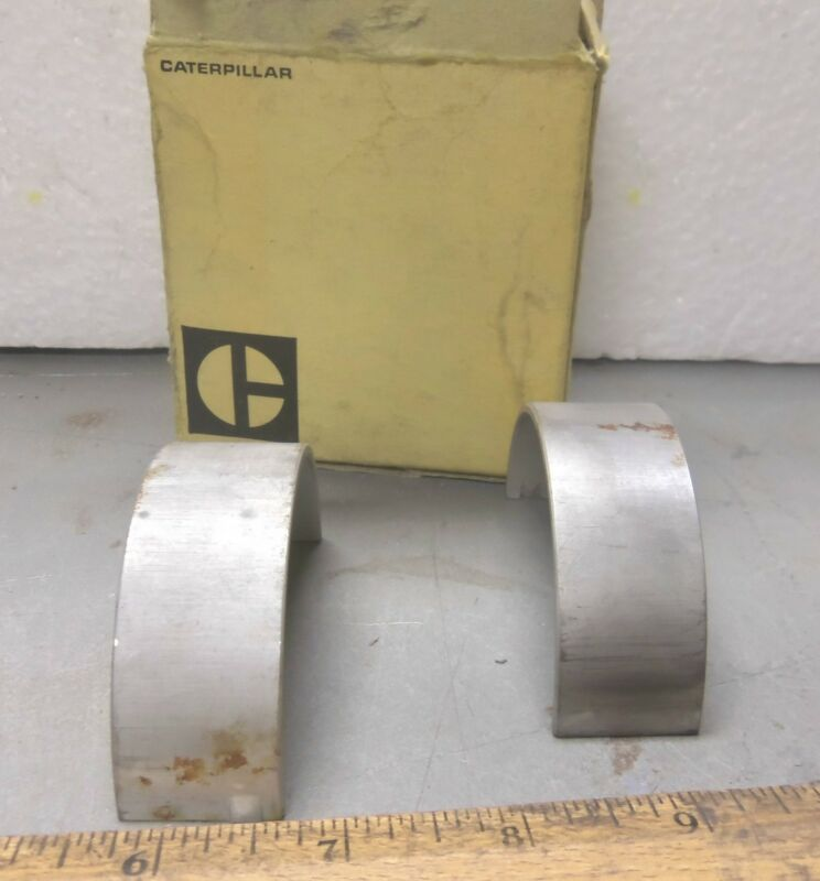 Caterpillar Inc. - Pair of Sleeve Bearing Half's - P/N: 9N5923 (NOS)