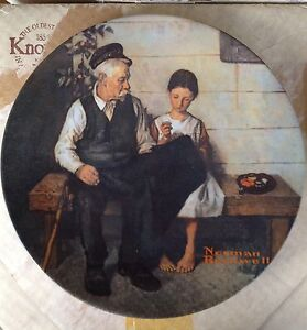 Bradford Exchange Norman Rockwell Collector Plates Strathcona County Edmonton Area image 10