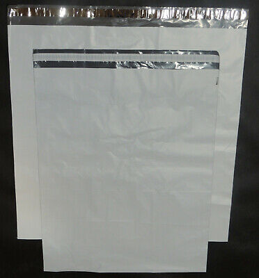 20 Extra Large Poly Bag Mailer Combo 10 24x24 10 19x24 Self Mailers