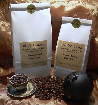 Coffee Swiss Milk Chocolate Flavor Medium Roasted Arabica Beans 8 oz 230 Grams ()