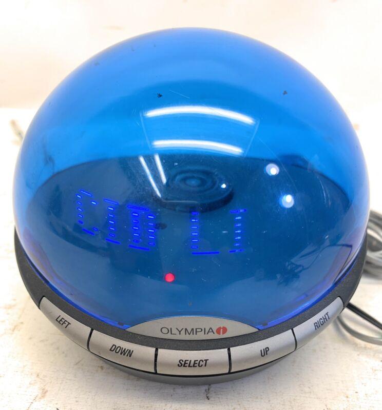 Olympia Globe Digital Caller ID / Clock Model OL3000.2 Discovery Channel