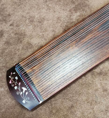 "49"" Travel Guzheng Harp Chinese instrument zither Koto 21-String #02508"