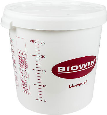 30L Fermentation buckets & accessories for wine/beer brewing