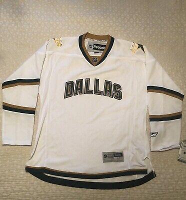 Dallas Stars NHL Reebok Edge Senior Premier Hockey Away Jersey(2007-13) - MEDIUM