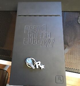 GTA IV metal Lock box