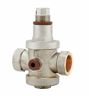 Pressure Regulator Europress ___ 1 inch = 33,7 mm, 1 - 6 Bar