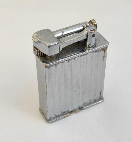 Vintage Dunhill Parker Petrol Lighter French Made