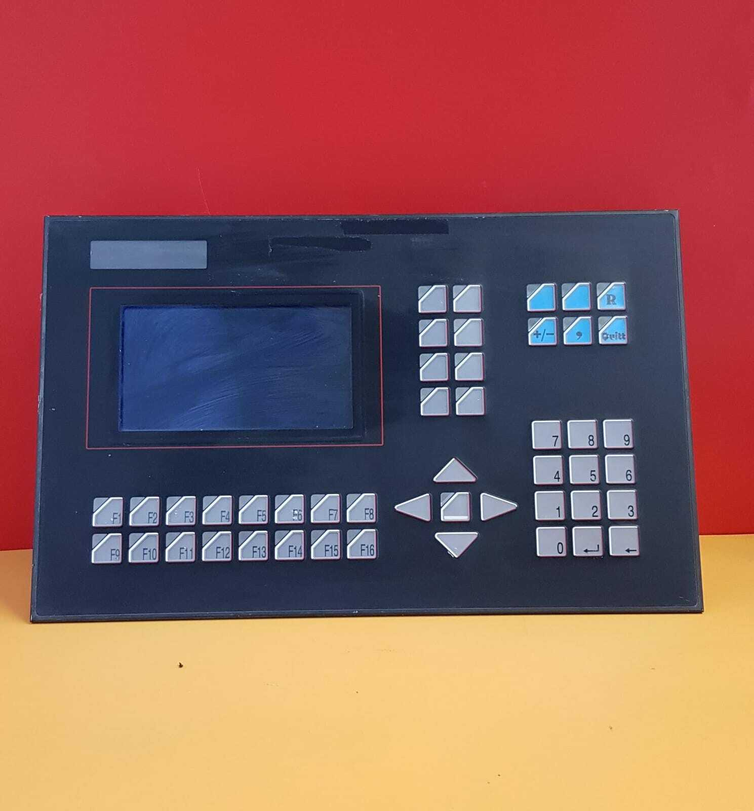 B&R AUTOMATION 4D1165.00-590 REV C0 OPERATOR TOUCH PANEL HMI