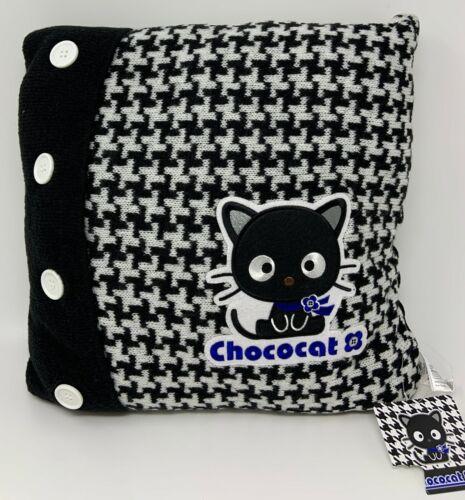 Sanrio Chococat Checkers Cushion ~ 2007