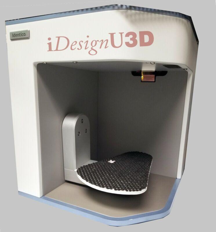 Medit Identica T300 T500 3D Printed Articulator Plate
