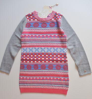 REDUZIERT  Pezzo D'oro Kleid Strickkleid  rot Mädchen Gr.104 -152 NEU UVP 65,95 online kaufen