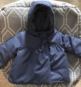 Italian baby jacket size 3-6 mo