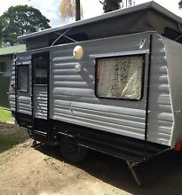 1984 Viscount Pop Top Caravan with bunks Lake Munmorah Wyong Area Preview