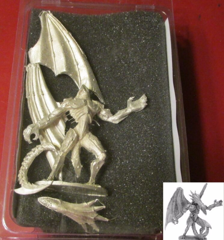 Ral Partha 10-364 Extraterrestrial Dragon (1) Miniature Alien Dragonman Drake
