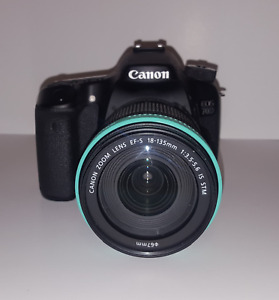 Canon 70D + 18-135mm Canon EFS Image Stabilizing Lens + More