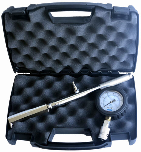 NNI Quick Connect Hydrant, Pump Flowtest Pitot Tube Gauge 160Psi in case