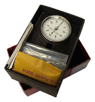 L.s. Starrett Kent Moore No.196b Dial Indicator