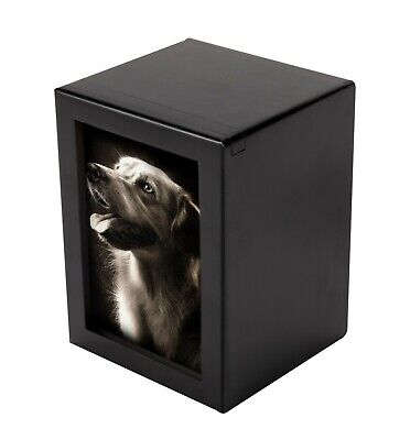 Photo Pet Urn (Pet Cremation Urn with Photo Frame )