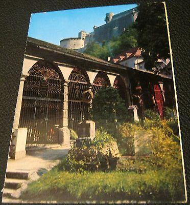 Austria Salzburg The Sound of Music St Peters Gravetyard - used 1991