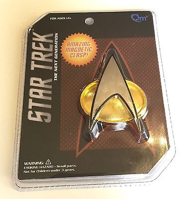 Star Trek: The Next Generation Magnetic Communicator Badge