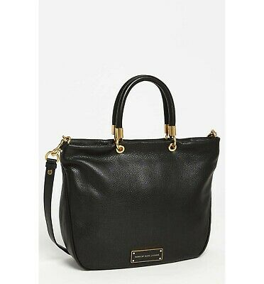 Marc by Marc Jacobs Too Hot to Handle Mini Shopper Bag Leather (Marc Jacobs Too Hot To Handle Shopper)