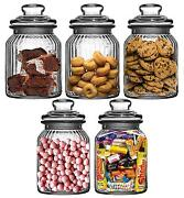 Glass Sweet Jars