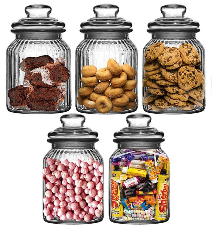 Old Fashioned Sweets That Are Bottles