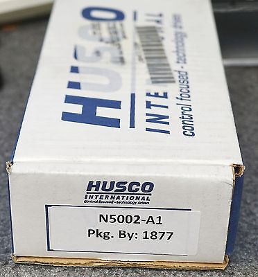 Husco N5002-a1 Hydraulic Directional Spool Valve Section 352056 4820-01-313-4697