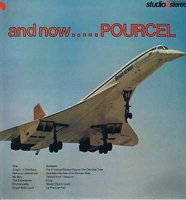 Frank Pourcel – And Now.....Pourcel - TWOX 1040 - LP Vinyl Record
