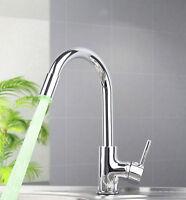 Led Kitchen Sink & Bathroom Basin Mixer Tap 3 Color Chrome Faucet - yanksmart - ebay.co.uk