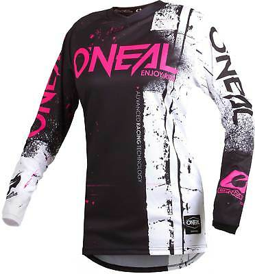 O'Neal Youth Girls Element Jersey - MX Motocross Dirt Bike Off-Road ATV MTB Gear - Oneal Youth Element