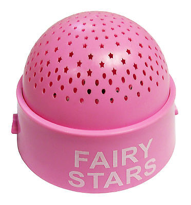 PINK FAIRY STAR CEILING PROJECTOR NIGHT LIGHT LED SKY LAMP childrens bedroom