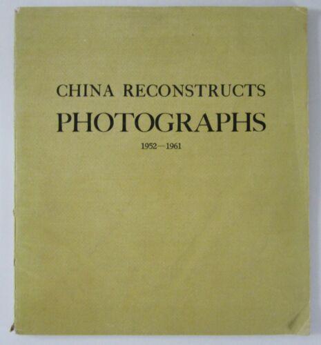 China Reconstructs Journal Photos Propaganda Tiananmen Square Mao Zedong 1962