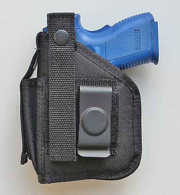 Gun Hip Holster Springfield Xd 3 9mm Or 40 Subcompact With Underbarrel Laser