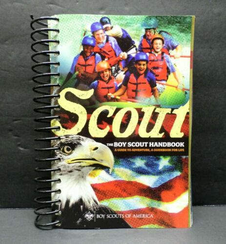 Spiral Bound 2009 12th Ed. Boy Scout Handbook Boy Scouts of America BSA