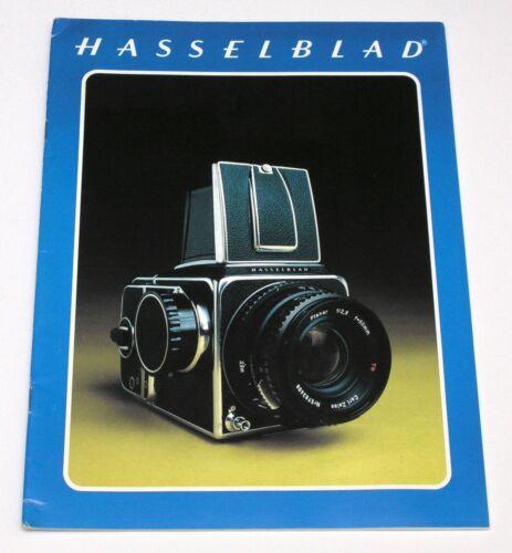 ^ HASSELBLAD SYSTEM CATALOGUE / # 8001 175 11 1977 - NOV. 1977