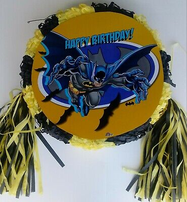 Batman Pinata~ Birthday Party  Game ..FREE - Batman Pinata