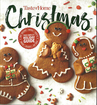 Taste of Home Christmas 350 Recipes, Crafts; Ideas for You ()