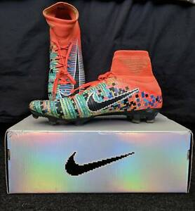 finest selection fe055 08631 Nike x EA Sports Mercurial Superfly V UK10 US11 852512 804 ...