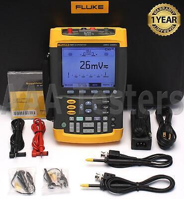 Fluke 192b Scopemeter Oscilloscope Scope Meter 192b003 192