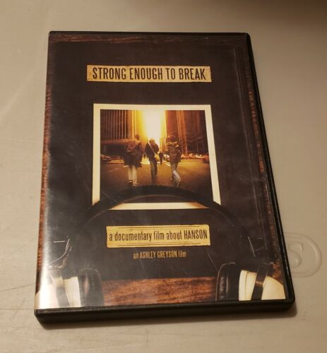 Hanson Strong Enough To Break - US (DVD ONLY)